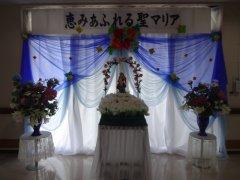 聖母祭(行列)