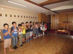 日曜学校キャンプ№3