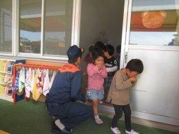 総合訓練(4歳児)