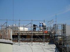 聖堂工事状況 10月版