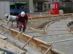 聖堂工事状況 2月版