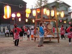 北中盆踊り