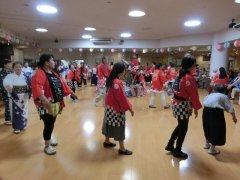 供養盆踊り