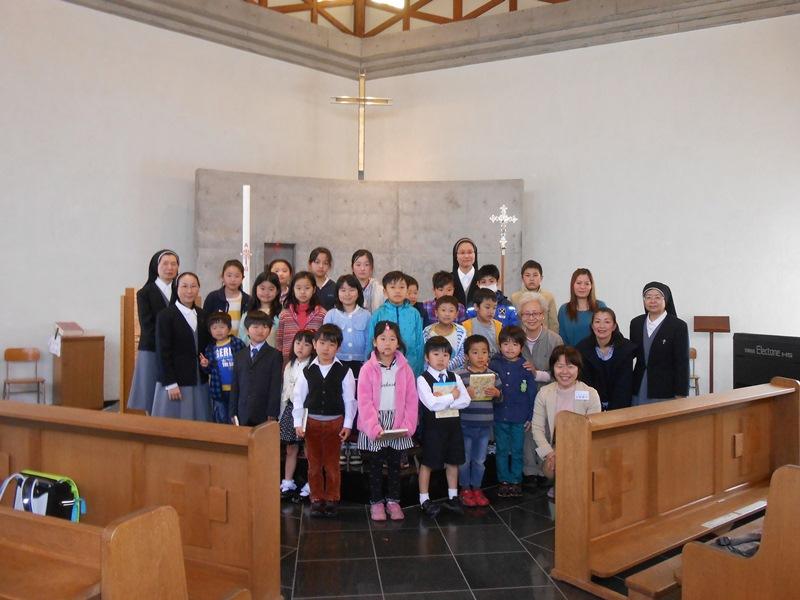 平成27年度教会学校始まり