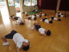 佐世保市 潜竜聖母幼稚園 横割り活動頑張っています