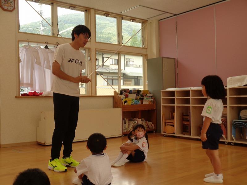 初めての体操教室(*^▽^*)