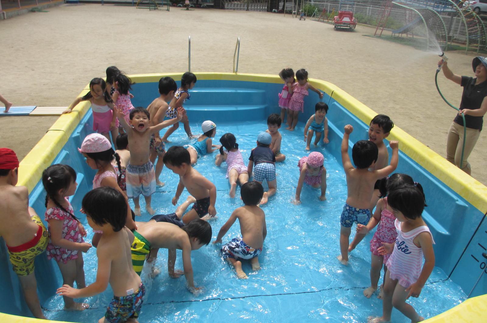 水遊び(7月)