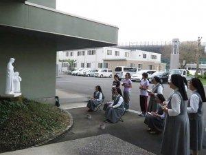 恵み多い10月ー11月  宮崎修学志願院