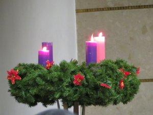 クリスマスを迎えるノヴェナ(9日間のお祈り)が始まりました。