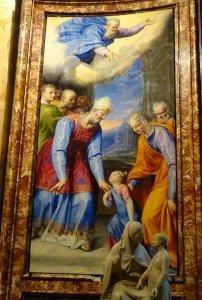 11月21日 聖マリアの奉献の祝日