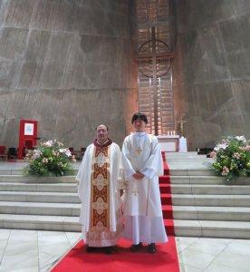 東京教区司祭・助祭叙階式ミサ