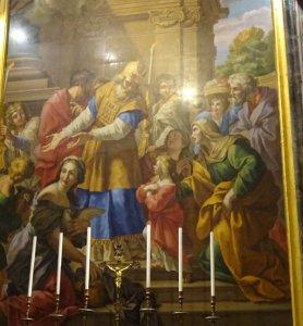 聖マリアの奉献の祝日
