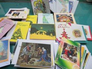 麦の会のためのクリスマスカード