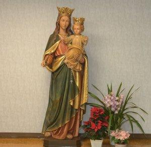 無原罪の聖マリアの祭日