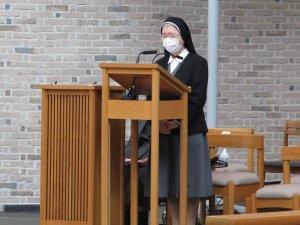 世界奉献生活者のミサ In イグナチオ教会