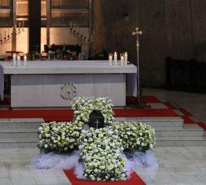 故ペトロ岡田武夫大司教様の追悼ミサ
