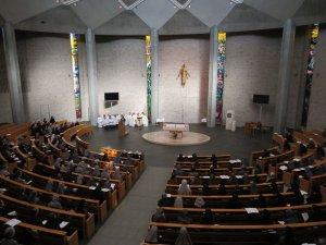 世界奉献者の日ミサ in イグナチオ教会