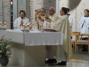 駐日教皇大使ジョセフ・チェノットゥ大司教様が逝去されました。