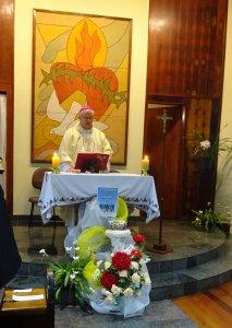 福音の喜びを伝えるための会合 in ブラジル