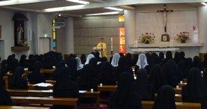 管区の日・誓願記念のお祝い
