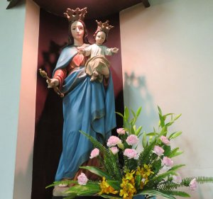 無原罪の聖マリアの祝日の前日