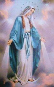 無原罪の聖マリアの祭日 誓願更新のミサ