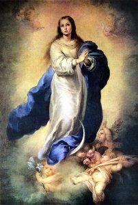 無原罪の聖マリアの祝日まであと2日になりました。