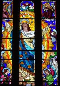 聖母マリアの被昇天お祝いの日