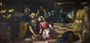聖木曜日:主の晩餐の夕べのミサ