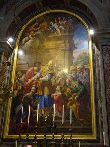 聖マリアの両親聖ヨアキムと聖アンナの記念日